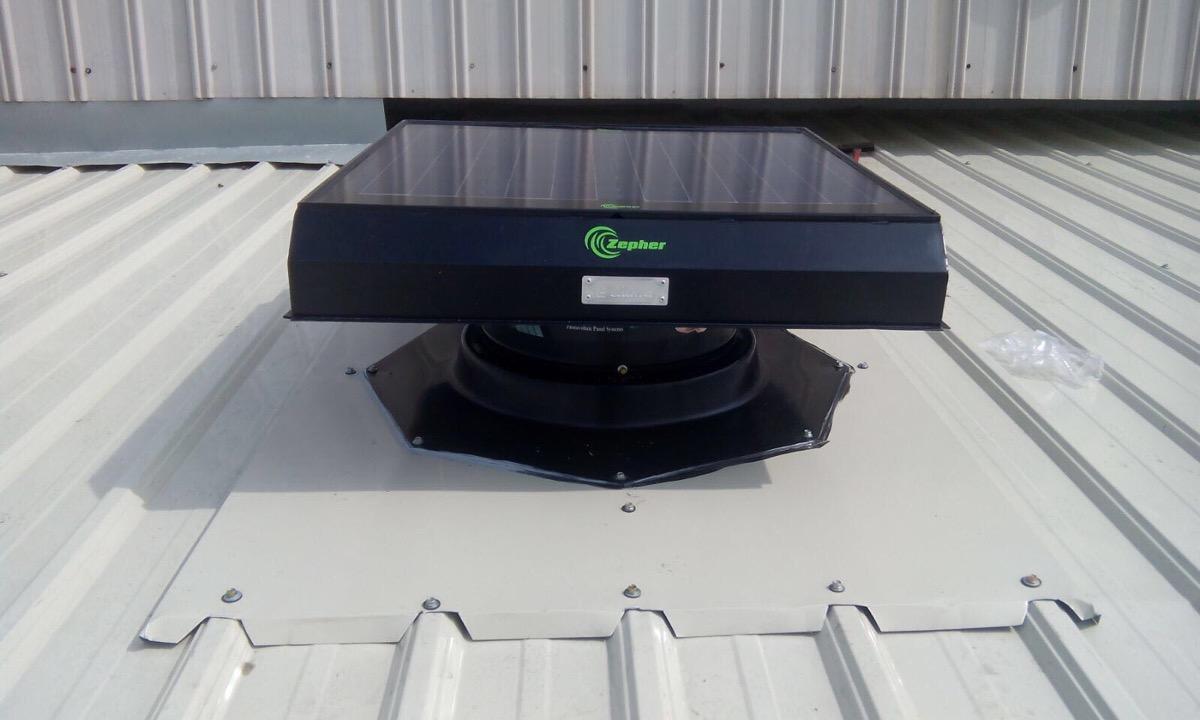 Solar Roof Ventilator : Jual solar ventilator wangcyber